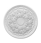Adam Harvest Plaster Ceiling Rose 468mm