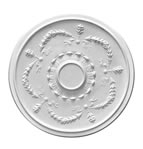 Calais Plaster Ceiling Rose 615mm