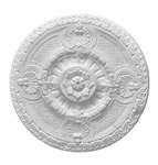 Consulate Plaster Ceiling Rose 395mm