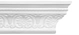 Small Honeysuckle Plaster Coving<br>95mm x 70mm