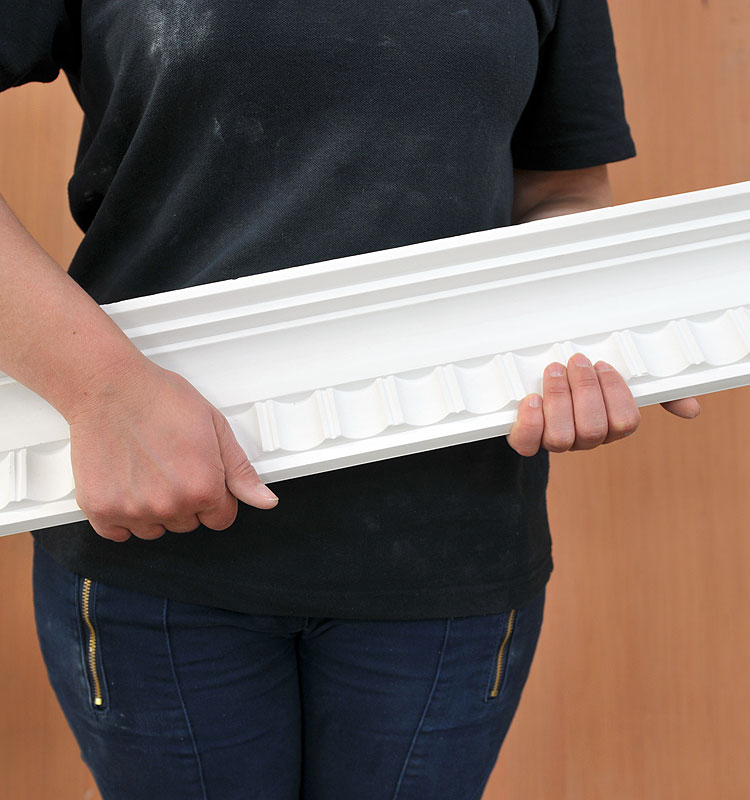 Ionic Plaster Coving