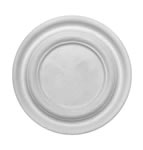 "9"" Deep Plaster Ceiling Rose 229mm"