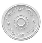 Candello Plaster Ceiling Rose 620mm