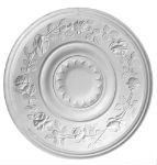 English Rose Plaster Ceiling Rose 420mm