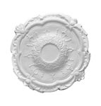 New Ornate Plaster Ceiling Rose 400mm