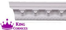 New Warwickshire King Cornice 137mm x 133mm
