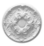 Small Windsor Plaster Ceiling Rose 560mm
