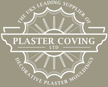 Plaster Coving Ltd of Yorkshire - The UKs leading supplier of Decortive Plaster Mouldings, Plaster Coving, Plaster Cornices and Plaster Ceiling Roses